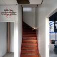 Doorgang trap naar kantoren