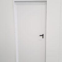 Enkele aluminum deur